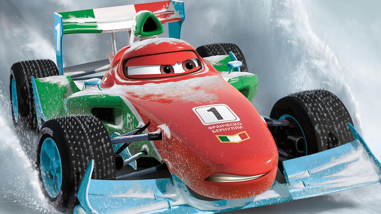 ICE (Francesco Bernoulli) | World of Cars Wiki | FANDOM powered by ...