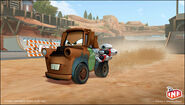 Disney infinity cars play set screenshots 12