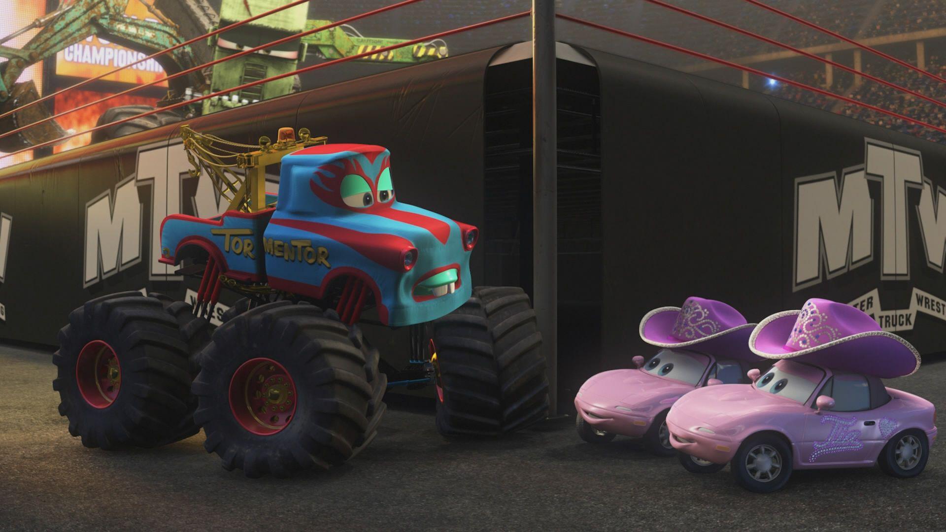 Dr Frankenwagon S Monster World Of Cars Wiki Fandom Powered