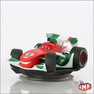 Disney infinity cars play set figure 08