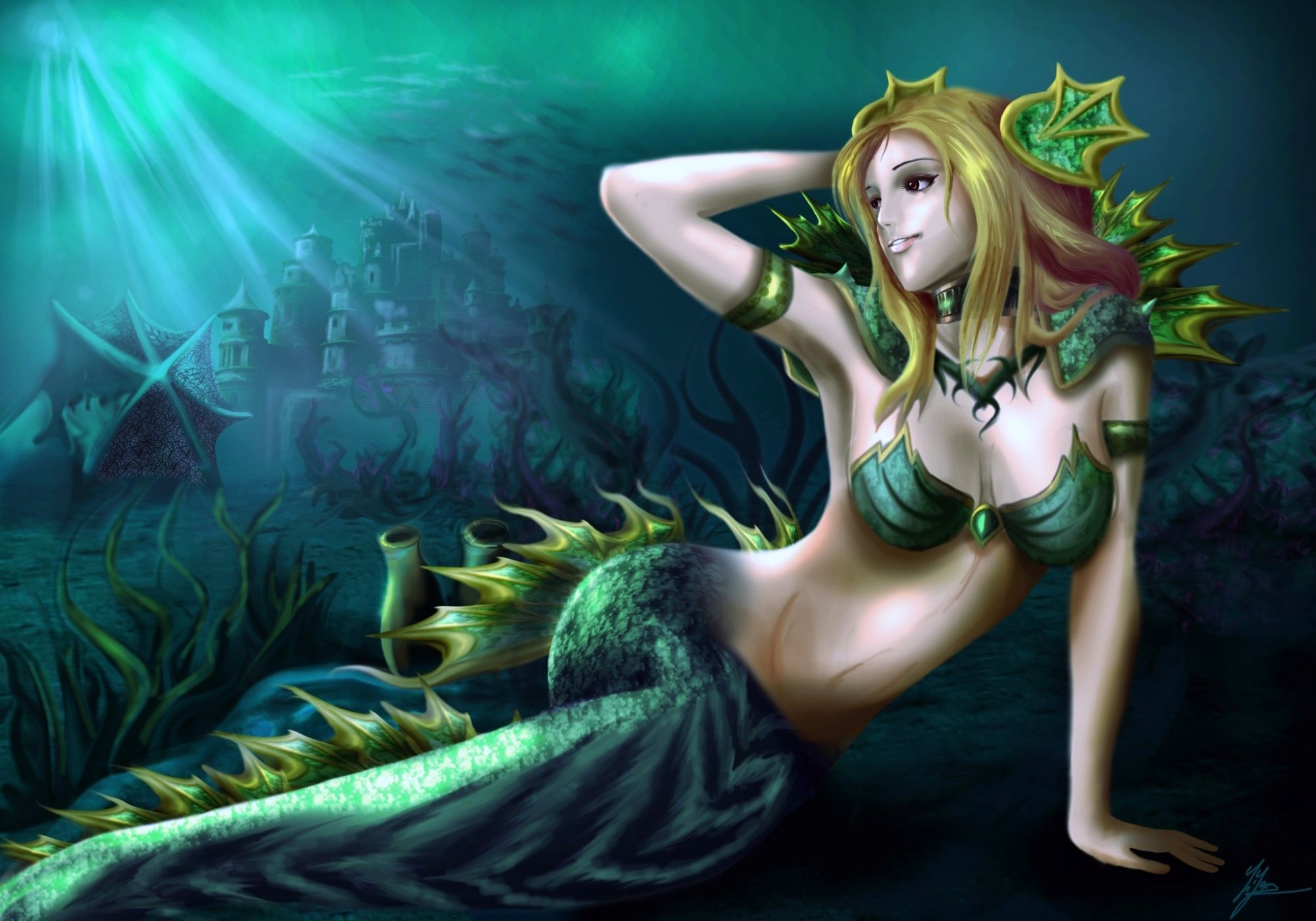 Mermaid xxxx naga wallpepar softcore image