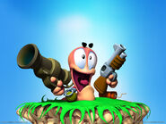 Worms3D (2)