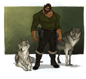 Perrin wolves