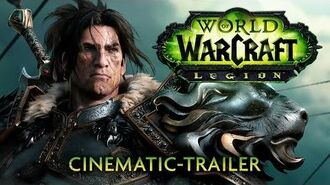 World of Warcraft Legion Cinematic-Trailer (DE)