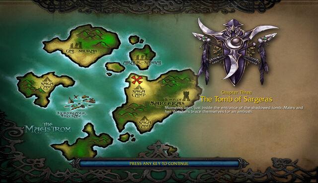 Datei:Grabmal des Sargeras WC3 Karte.jpg