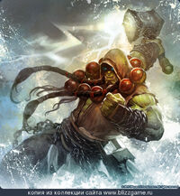 Thrall-Guardian-of-the-Elements-by-Wei-Wang