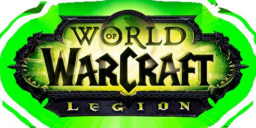 World of Warcraft Legion logo