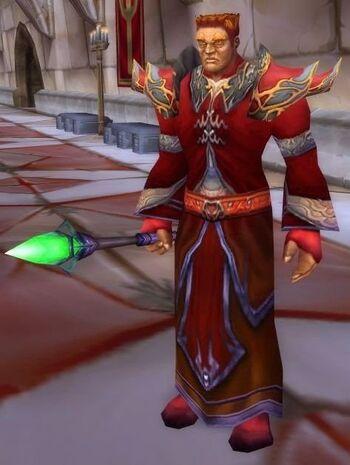 Scarlet Sorcerer