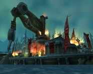 Horde's Lumberboat in Venture Bay