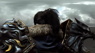 Legion cinematic - making King Wrynn come to life 9