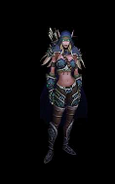 High Elven Ranger General Sylvannas Windrunner