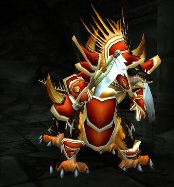 Rage Talon Dragon Guard