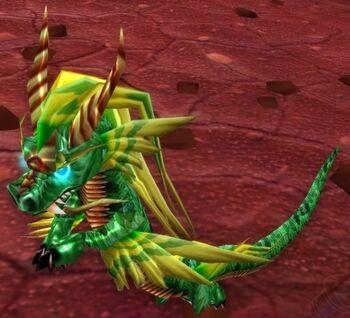 Image of Tiny Green Dragon