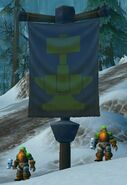 Ironforge banner