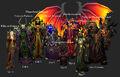 Warlock Tier Sets