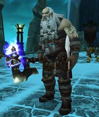 Instructor Hroegar