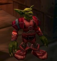 Master Elemental Shaper Krixix