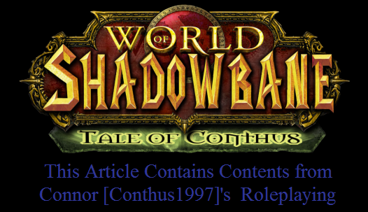 Shadowbane Disclaimer