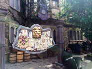 Stormwind Hero's Call Board-Warcraft movie set