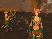 Jaela eversong rangers