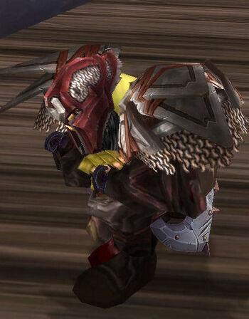 Axebite Warrior