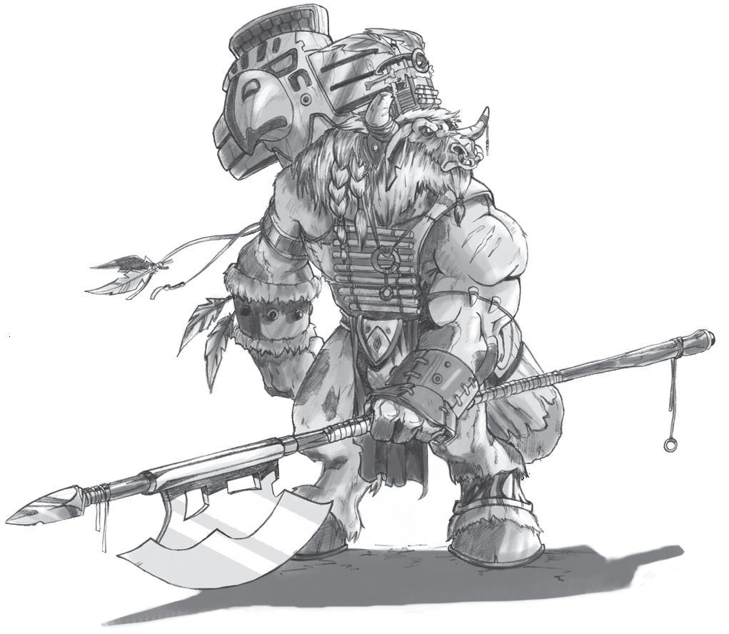 Tauren Chieftain Art Tauren Chieftain Kelstonebull