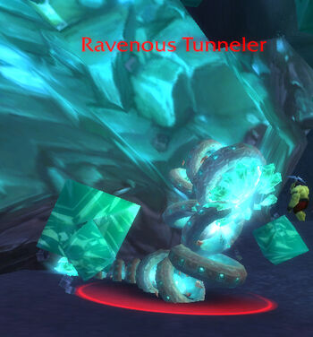 Ravenous Tunneler