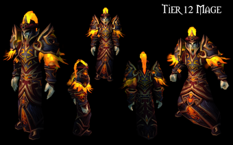 Tier 12 Mage Armor