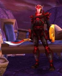 Sunfury Bloodwarder