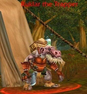 Ruklar the Trapper