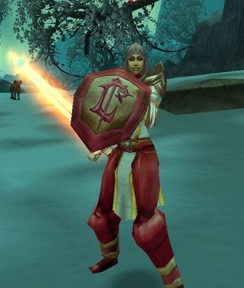 Scarlet Highlord Daion