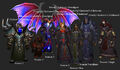 Warlock Arena Sets
