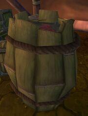 Barrel Standing Goblin