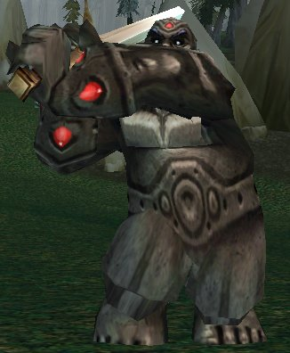 Iron Rune Guardian