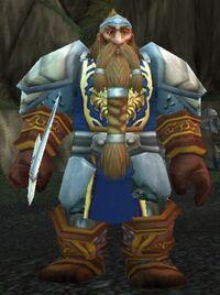 Sergeant Lorric