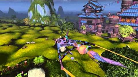 Pandaria Flight Path Mount