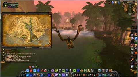 How to find the entrance to the Lost City of the Tol' vir