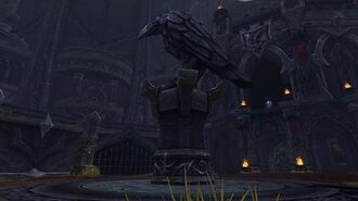 The Story of Val'sharah & Black Rook Hold - Legion Alpha LORE SPOILERS