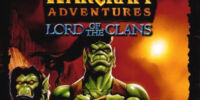 Warcraft Adventures: Lord of the Clans