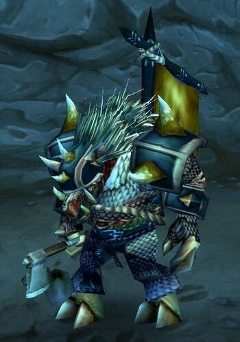 Withered Warrior