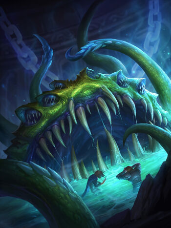 Yogg-Saron, Hope's End