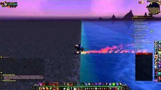 World of warcraft Glitch - how to get to secret land Exploit glitch patch 6.1