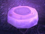 Crystalline Heartwood