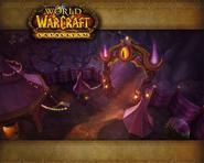 Darkmoon Island Screen