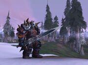 Dwarf death knight