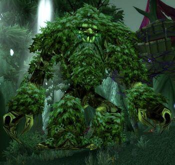 Talonsworn Forest-Rager