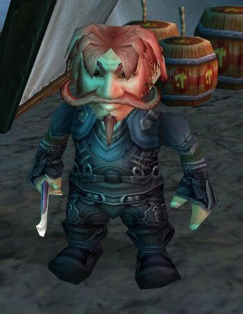 Snevik the Blade