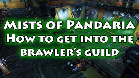Mists of Pandaria How to get into the Brawler's Guild-0