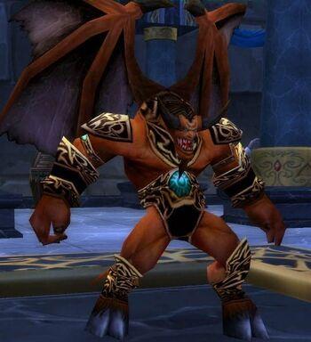 Summoned Daemon
