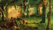 Warcraft Movie-Interior of Gul'dan's hut